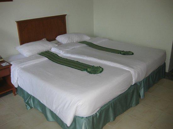 Chanalai Garden Resort: Rigtig gode senge