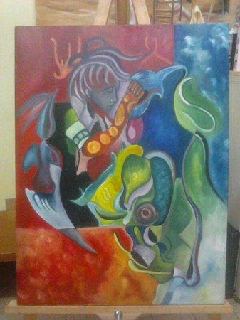 Amparo Cabrera Art Gallery
