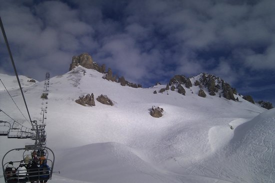 Ski Republic : Aiguille Percee 2748 m