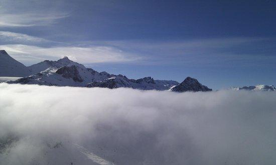 Ski Republic : Зависшее облако.