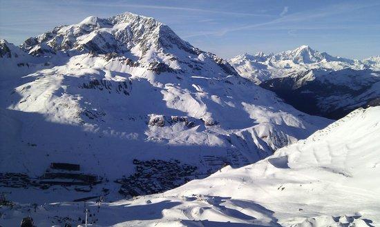 Tignes, France: Val d'Isere