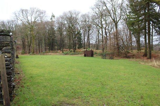 Graythwaite Cottages: Green Space