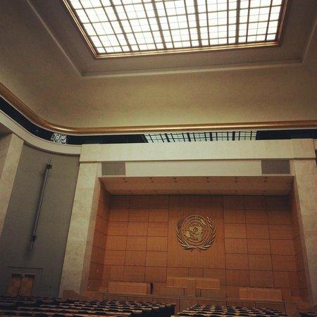 UNOG - Palais des Nations : Palais des Nations