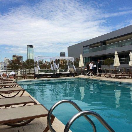 Hilton Buenos Aires : Piscina