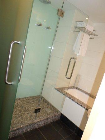 Park Plaza County Hall London: Bathroom/Shower