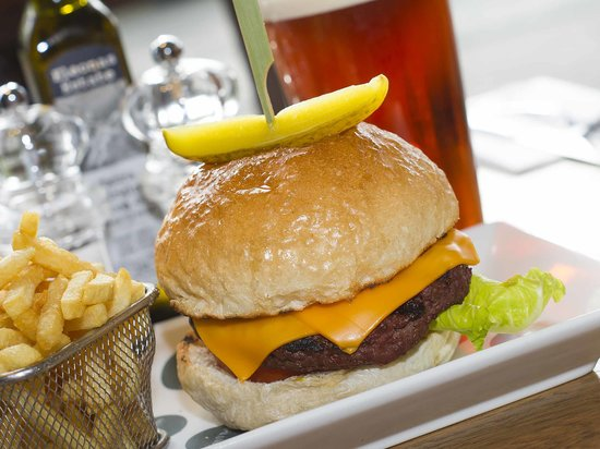Ring O' Bells: 2 for 1 Burgers every Monday