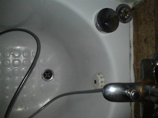 Hotel delle Province : salle de bains