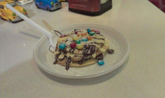 Sugar Party: Fantastico pan cake