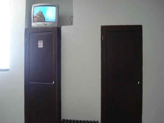 Park Hotel : Televisor