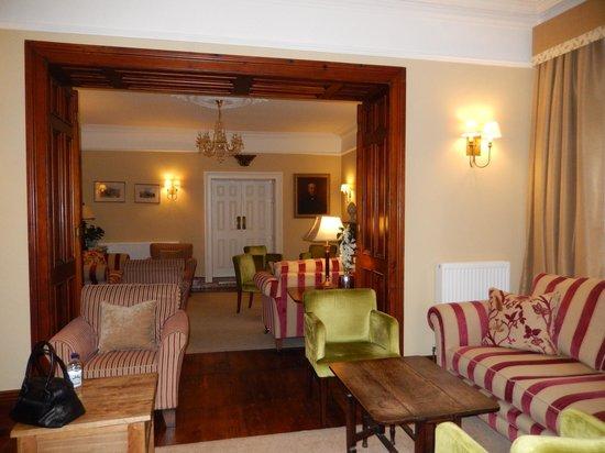 Grasmere Hotel: The wonderful lounge