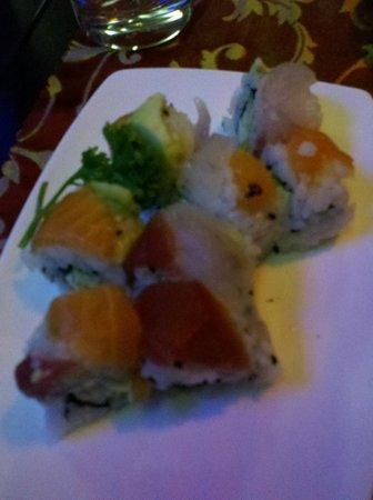 Toyama : Rainbow Roll