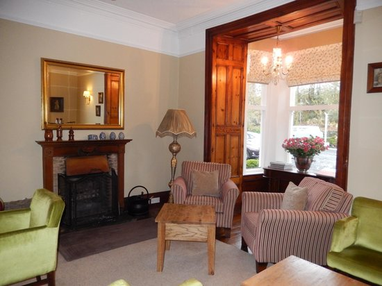 Grasmere Hotel: The lounge
