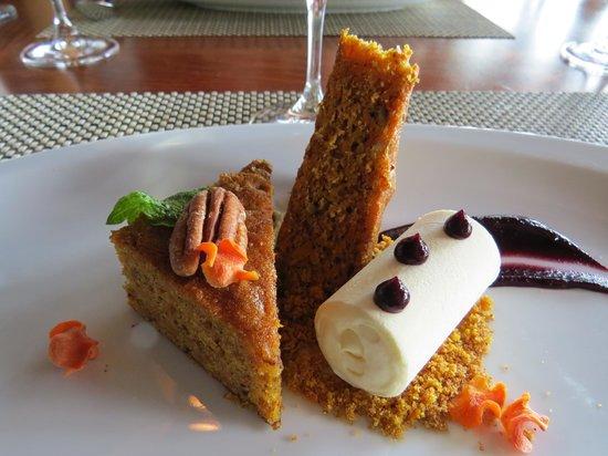Old Vines Restaurant : Dessert