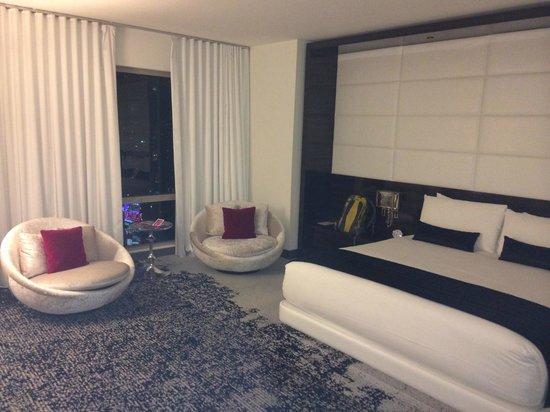 Palms Casino Resort : Modern update for the Bedroom