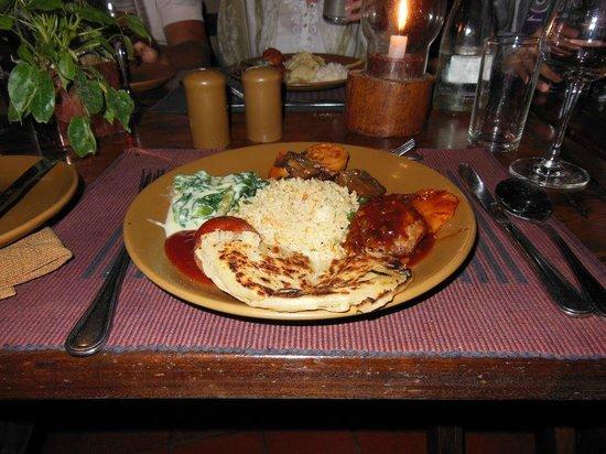 Excellent food, Sigiriya Village Hotel