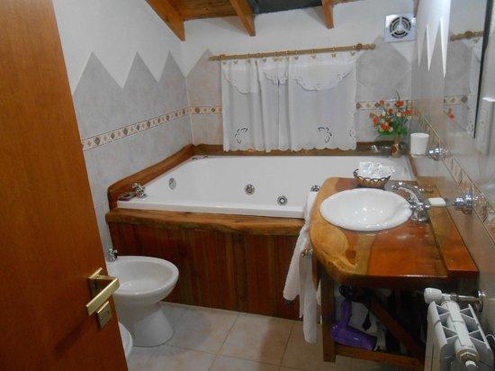 Del Sir Apart-Hotel: Baño
