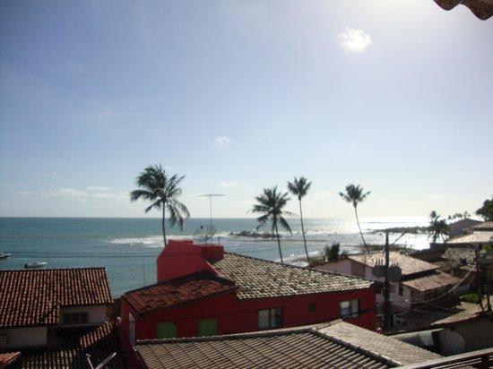 Pousada Via Brasil: Vista do Café da Manhã