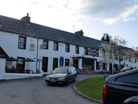 Winnock Hotel : The Winnock Frontansicht