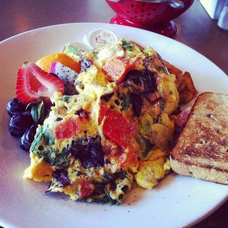 OEB Breakfast Co.: Healthy Primavera
