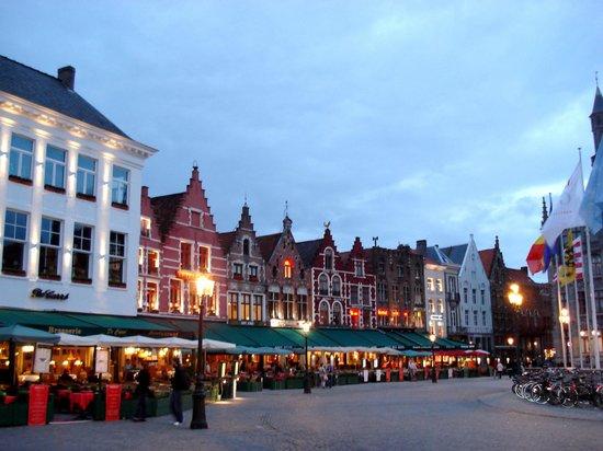 Plaza Burg: centro storico