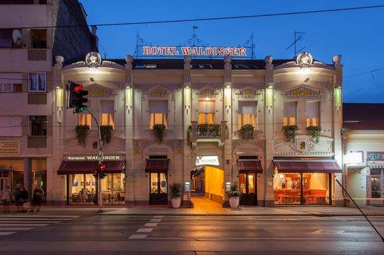ホテル ワルディンガー