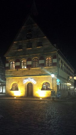 Altes Rathaus : Good restaurant