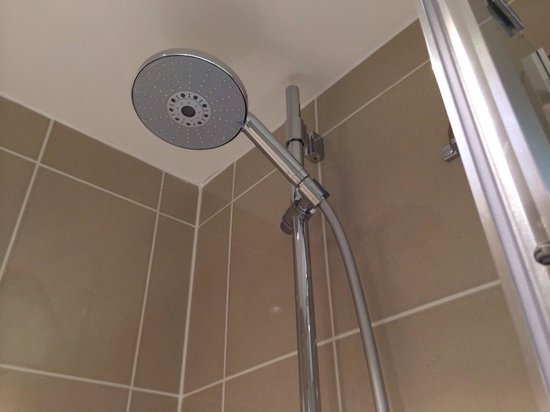 Sandford Springs Hotel: Awesome shower, great to wake you up in the morning!