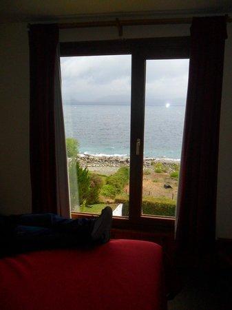 Costas del Nahuel Hosteria: Vista del la habitación