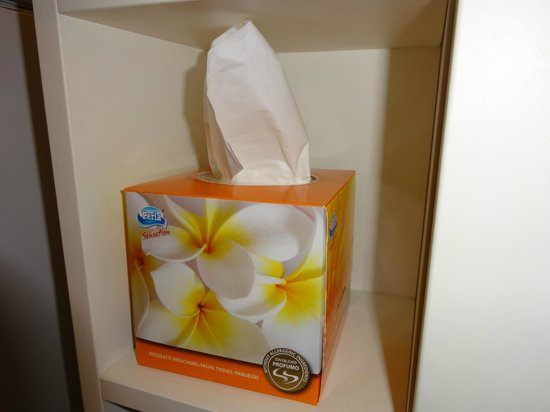 Paprika Apartments In City Center: cosmetic wipes are ensured in bathroom