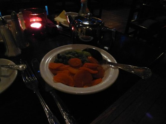 Paddy Jordans: Side dish