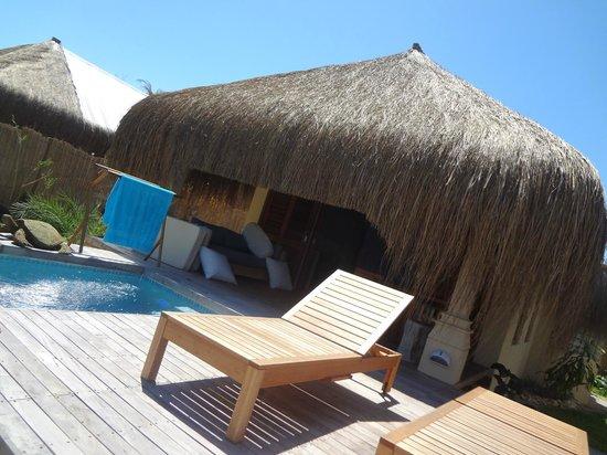 Azura Benguerra Island: Our villa