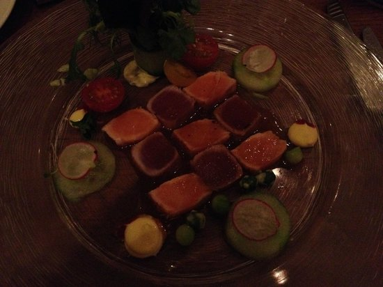Cotto: Japanese style starter (excellent)