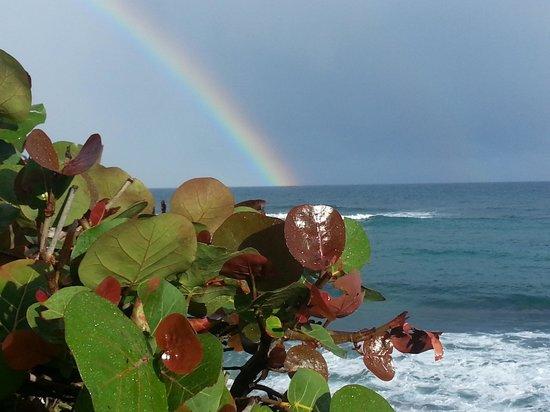 Parador Villas del Mar Hau: we found the end of the rainbow in Isabela