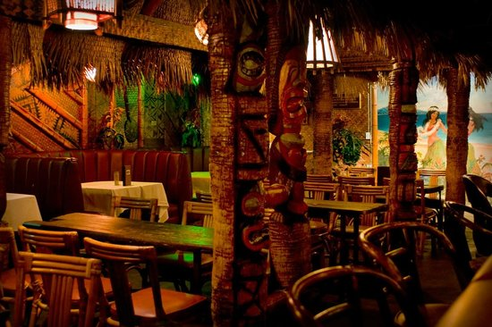 California Hotel Las Vegas Hawaiian Restaurant