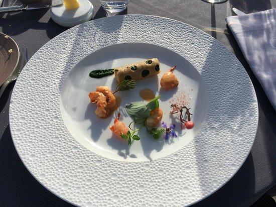 Le Chabichou : Appetiser