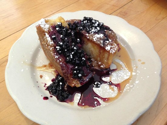 The Mix: Crème brulée French toast