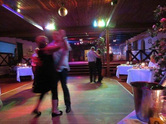 Houw Hoek Hotel: dinner / dance
