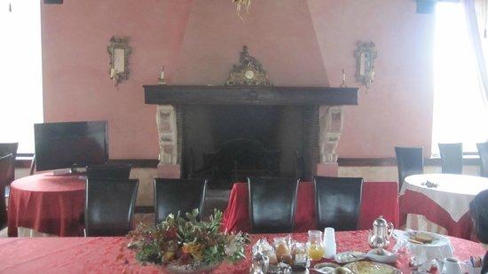 La Chiesuola: sala ristorante