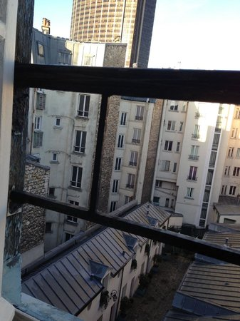 Unic Hotel: Window view 2