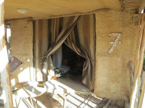 Kfar Hanokdim: ingresso camera