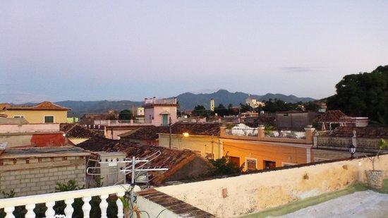 Hostal Casa Ma Dolores: roof top terrace