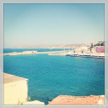 Amphora Hotel: balcony view