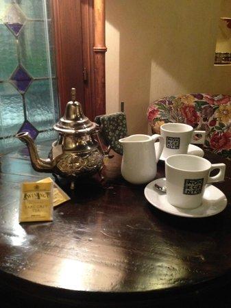 Novecento Boutique Hotel: Afternoon tea