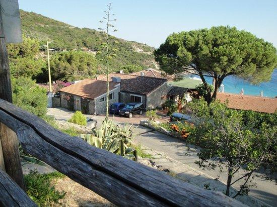 Hotel Baia Imperiale-Elba : reсeption