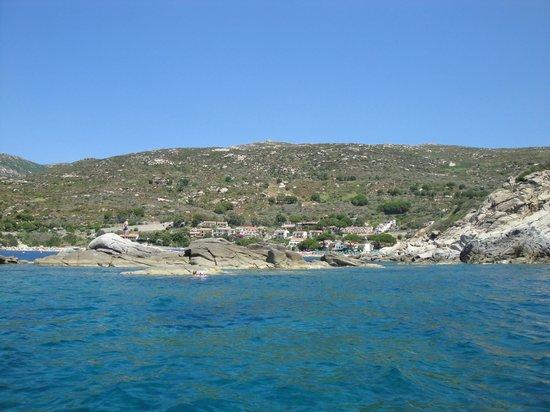 Hotel Baia Imperiale-Elba : sea