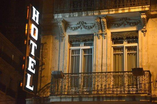 Hôtel d'Angleterre : Façade de l'hotel