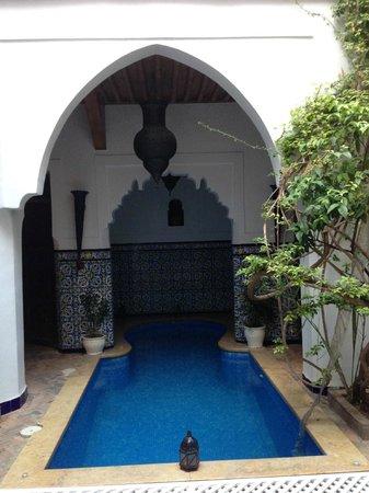 Riad El Sagaya : pool