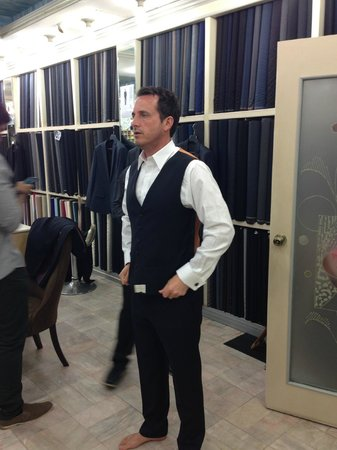Magnifique Tailor: First Fitting