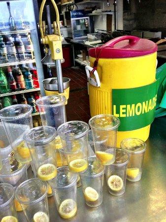 K.Stats: delicious lemonade