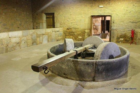 Idanha-a-Velha: Almazara restaurada (Oficina de turismo)